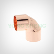 Red Copper Degree Elbow