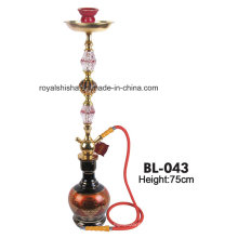 Supply Good Quality Zinc Alloy Hookah Bl-043