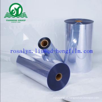 Vácuo Formação de folhas de PVC rígidas para embalagens blister, recipientes, caixas de dobra