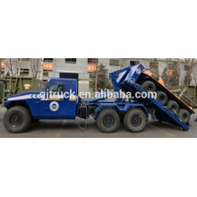 Dongfeng Integrated self load and dump truck