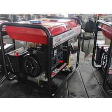 3kw Diesel Generator Set mit roter Farbe
