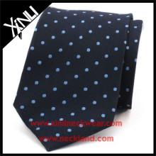 100% Soie Jacquard Tissé Haute Qualité Hommes Cravates