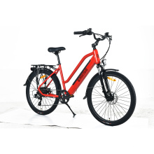 Bicicleta urbana eléctrica para mujer XY-GAEA LITE