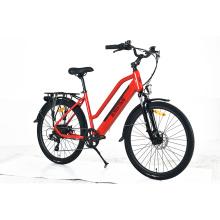 XY-GAEA LITE Электрический городской велосипед для женщин