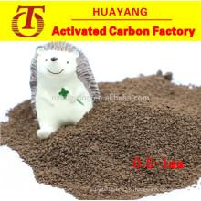 Forte musculação mecânica de minério de manganês para filtração de água