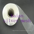 Batterie argentée Set Drift-nets / Electrode mesh en argent ---- usine de 30 ans