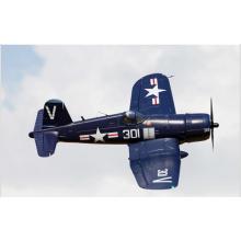 Шэньчжэнь игрушки 2.4 г Управления по радио мини картина f4u RC самолет