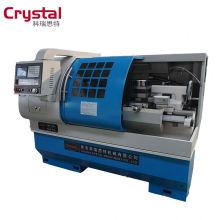 ¡CALIENTE! Super calidad y mejor precio mini cnc máquina de torno CK6140A