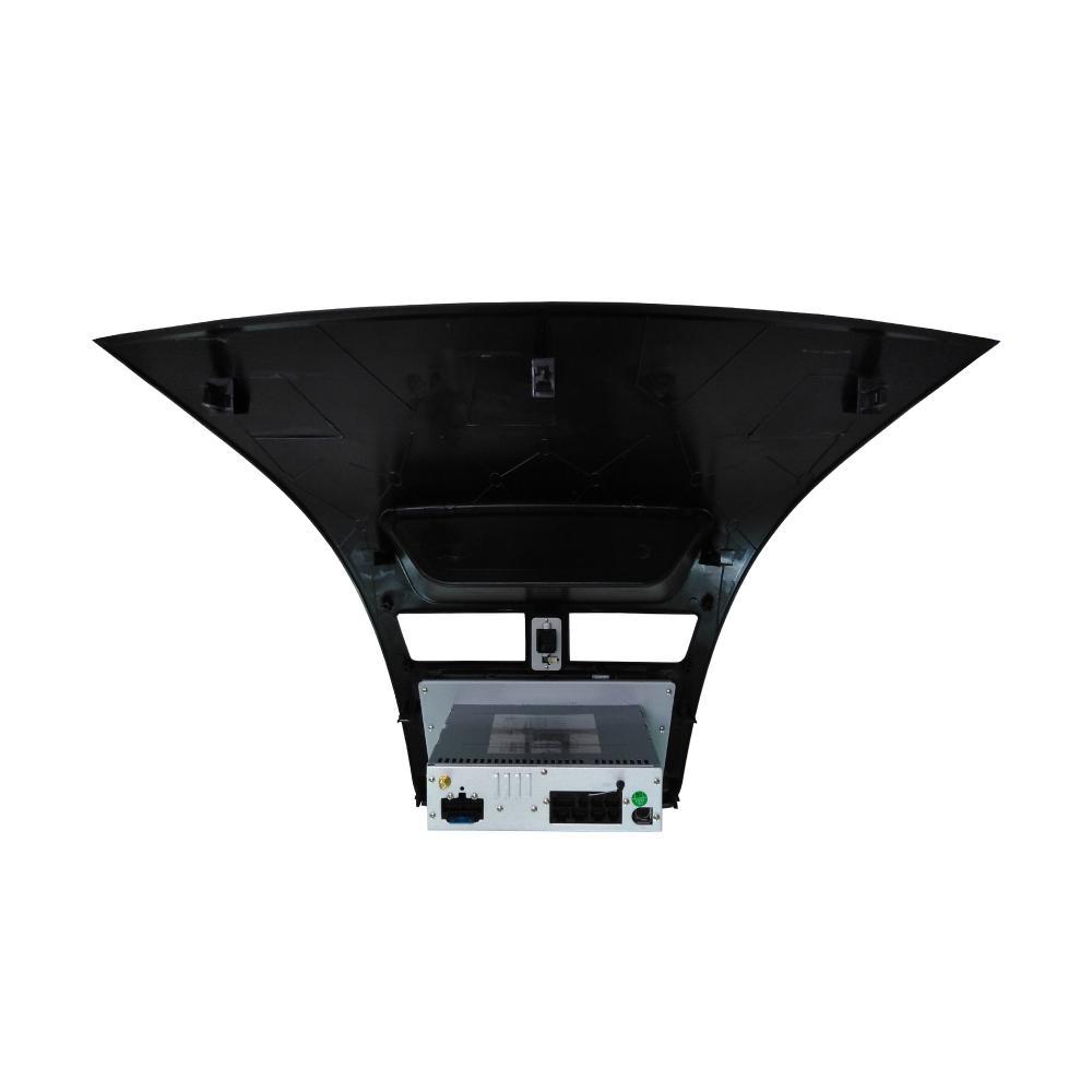 Mazda BT50 2015 car stereo system