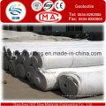 Géotextile non-tissé perforé par aiguille standard de polyester de l'Europe / géotextile non-tissé