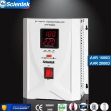 Wandmontage Spannungsstabilisator Automatischer Spannungsregler 2000VA