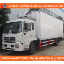 Dongfeng 4X2 Refrigerated Van Truck/Freezer Truck/Refrigerator Truck/Refrigerated Truck