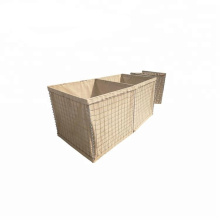 Mineral Kawat Besi Hesco Barrier Iron Wire Mesh