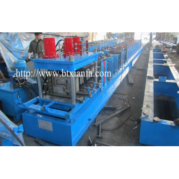 Baja Galvanis Z Purlin Roll Forming Machine