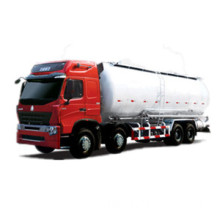 CCC ISO Approved 4 Axles 8X4 12.5t Bulk Cement Truck