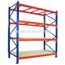 Le support de stockage en métal résistant affichent l'entrepôt mobile rayonnant pour l'entrepôt