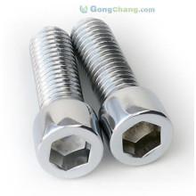 Gr5 titanium hex socket screw