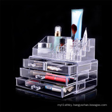 Pop Acrylic Cosmetic Display Stand, Store Retail Acrylic Stand