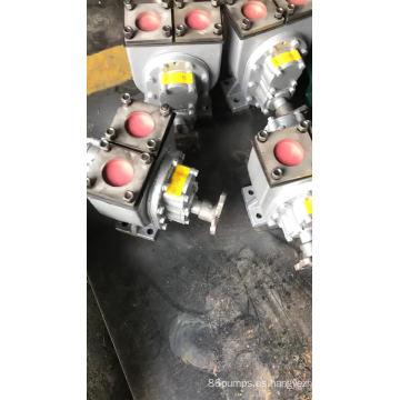 YHCB bomba de engranajes de arco diesel y gasolina bomba de transferencia de aceite
