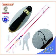 BAS002 Canadá e América Mercado Nano Bass Fishing rod