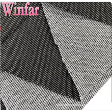 Knit Textile Factory Polyester Denim Fabric For Jeans
