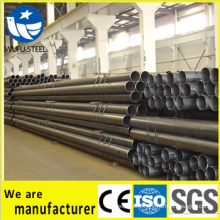 carbon/black /round tube truss steel structure