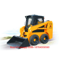 Skid Steer Loader XT750 Compact Wheel Loader