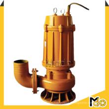 Pompe d'égout submersible centrifuge portative