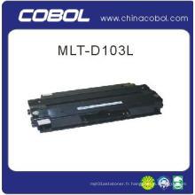 Cartouche de toner compatible Mlt-D103L pour Samsung