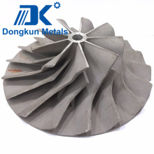 Pièces de moulage de précision en aluminium pour rotor