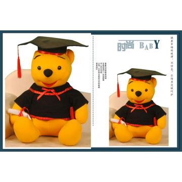 Brinquedo De Pelúcia Urso Do Médico