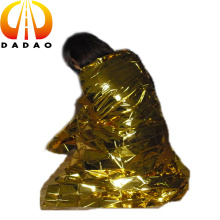 Wholesale gold mylar emergency blanket