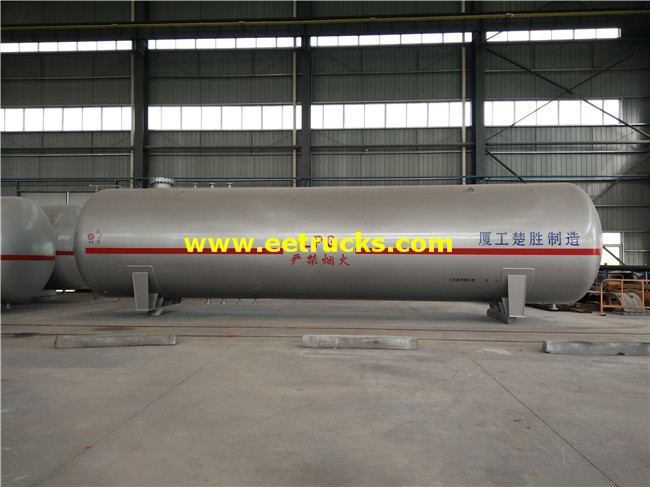 50MT Bulk LPG Tanks