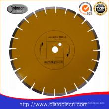 Алмазный режущий диск 350 мм для армированного бетона