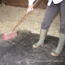 Non Slip/Fatigue Cow Cubicle Cattle Horse Stable Stall Alley Milking Rubber Mat Sheet Floor
