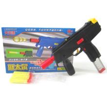 Пластиковые Дети Игрушечный Пистолет Мягкой Пулей Пистолет (10222478)