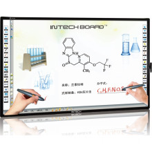 Accurate Positioning Electromagnetic Interactive Whiteboard