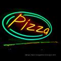 Wholesale pizza neon sign outdoor sign led flex custom neon logo