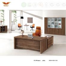 Durable Fashion Design L Shaped Office Executive Computer Desk (HY-JT05)