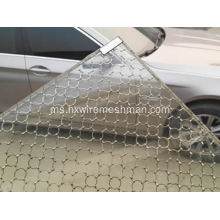 Mesh Wire Glass Laminated