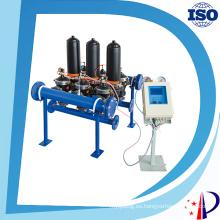 Filtro de agua hidráulico de la tubería de acero de carbono que alinea el fabricante de filtro de agua