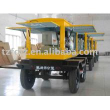 Tipo de remolque generador diesel para CUMMINS