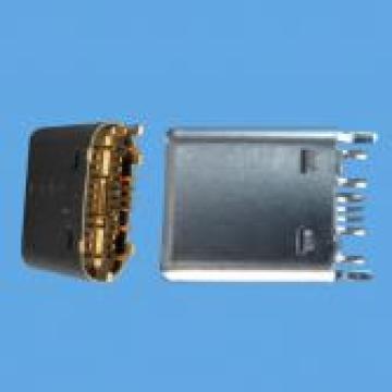 Male Board Mount C Type SMT Connector USB 3.1