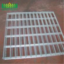 Boîte galvanisée de gabion de matériel de fil d'acier galvanisé