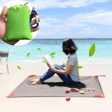 Manta de picnic plegable de bolsillo promocional