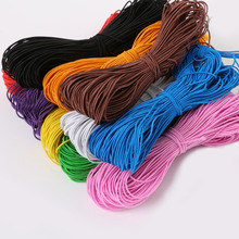 braided ployester 0.8-8mm elastic rope