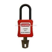 Les meilleures ventes approuvent la certification CE 304 verrouillage de sécurité en acier inoxydable
