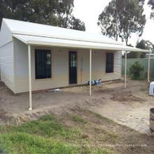 Casas con kit de acero estructural con certificación Ce