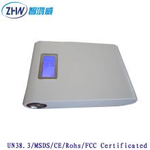 Phone Charger LCD Display 12000mAh Mobile Power Bank