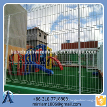 Made in China hot sale Hot dip school fencing / 3d school yard fence / welded school fencing                                                                         Quality Choice